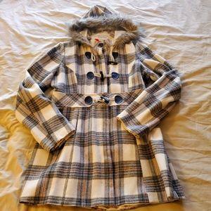 Women's Charolette Russe hooded jacket